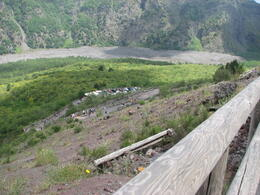 Lower Mt Vesuvius Trail , Phillip C - July 2014