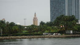 View from cruise boat around Miami harbour. , raymond.field - October 2012