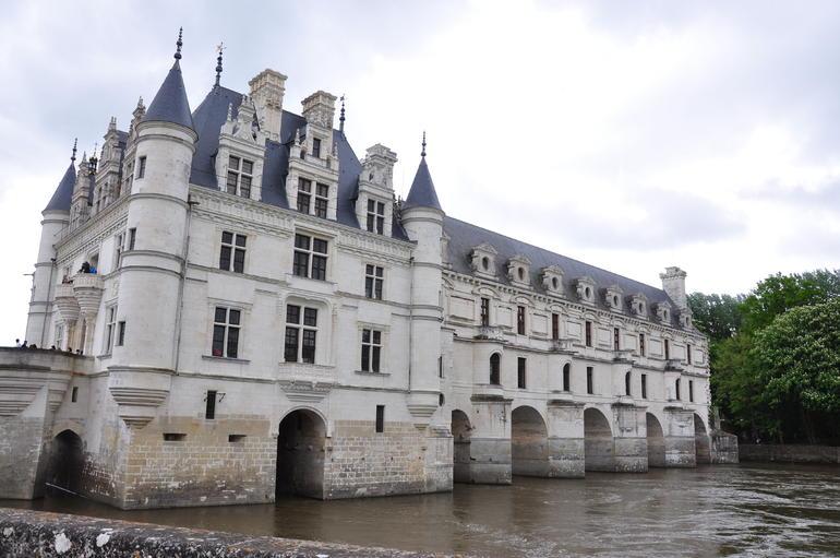 O Castelo de Chenonceau - Paris