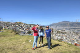 Overview of Quito , Shu Y - August 2015