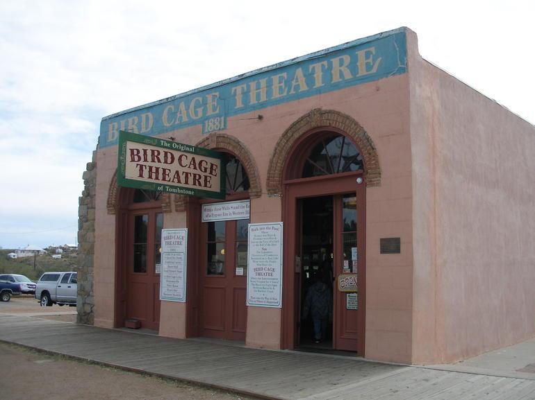 The Birdcage Theatre - Phoenix
