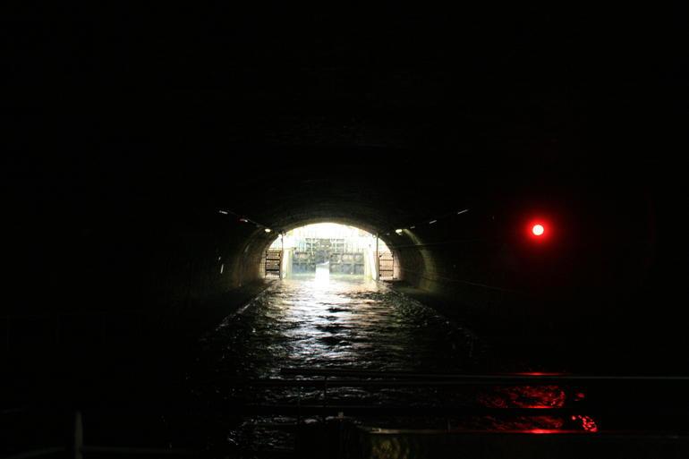 Tunnel - Paris