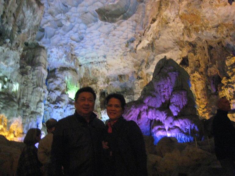 Turtle Island Cave - Hanoi