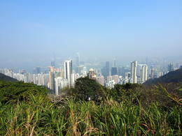 Too bad it's a little misty today but it's still a fabulous view of the city below. , alishak - January 2014