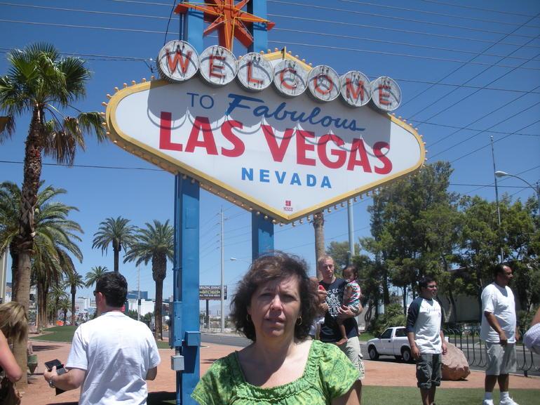 Welcome to Las Vegas Baby! - Las Vegas