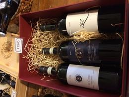 Principi Corsini winery - we sampled these vintages , dflorence - December 2016