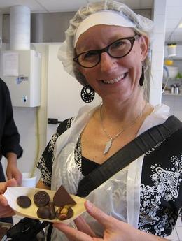 Mmm chocolate!, Sherry Ott - September 2012