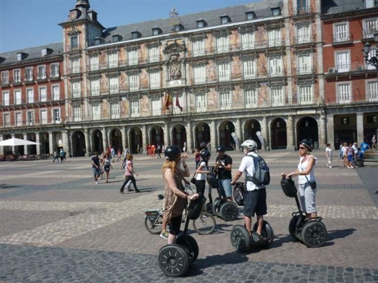 Madrid Segway Tour photo 24