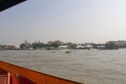 Cruising the Chao Phraya River in Bangkok., Tighthead Prop - September 2010