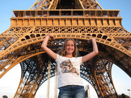 Eiffel Tower guided tour , Alex N - August 2012