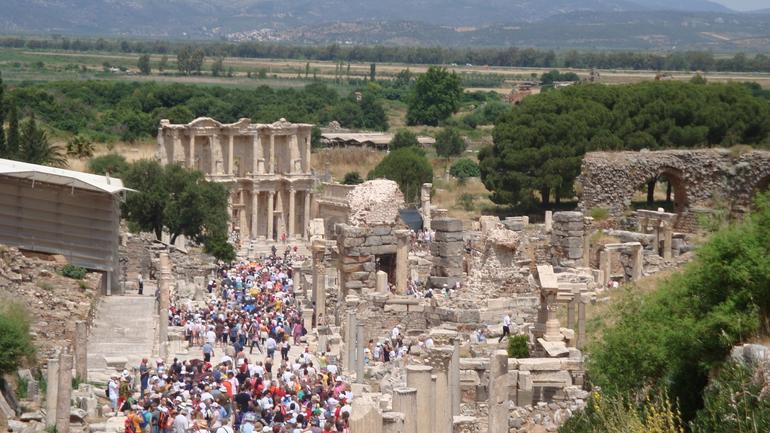 Ephesus - Kusadasi