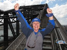 I reached the top! , yvonne a - November 2013