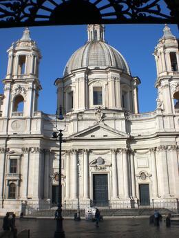 Jeder der in Rom war, kenn dieses Gebäude , Thomas G - November 2013