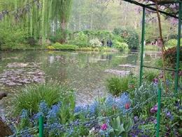 Giverny-Monet's Oriental Garden - April 2009