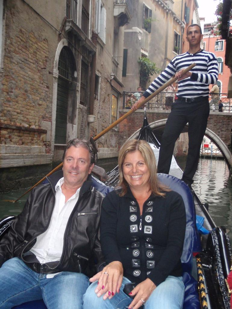 Private Tour: Venice Gondola Ride with Serenade photo 8