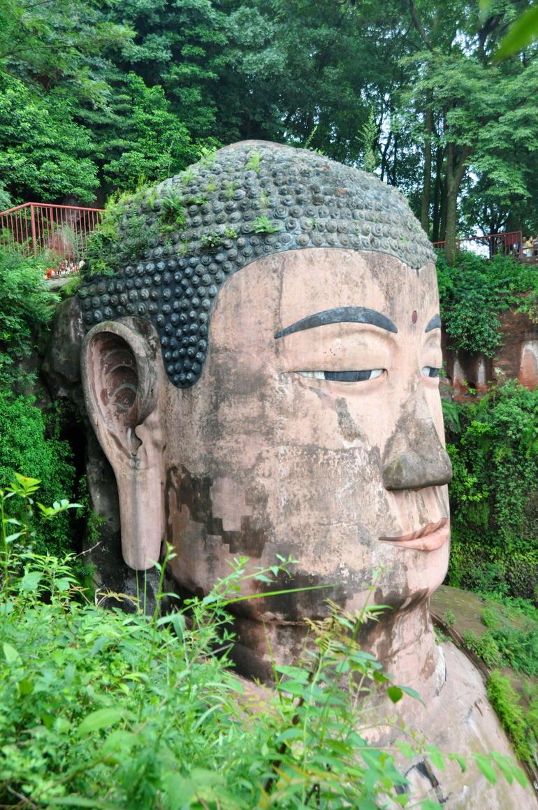 Grand Buddha - Chengdu