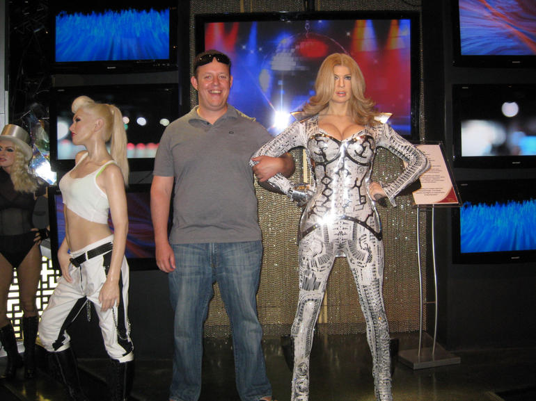 Hello Fergie! - Las Vegas