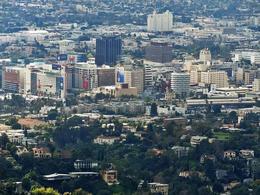 LA Skyline - May 2013