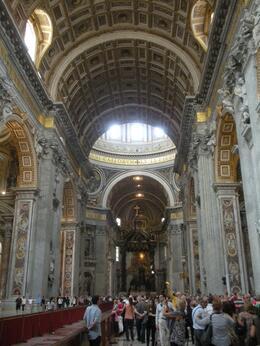La Basílica por dentro ¡¡¡¡Impresiona verdad¡¡¡¡¡ , CARMEN G - May 2013