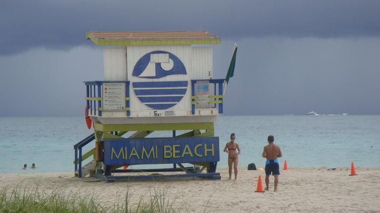 Miami beach. - Orlando