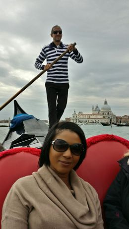 A fabulous gondola ride. , Ann Marie S - October 2015