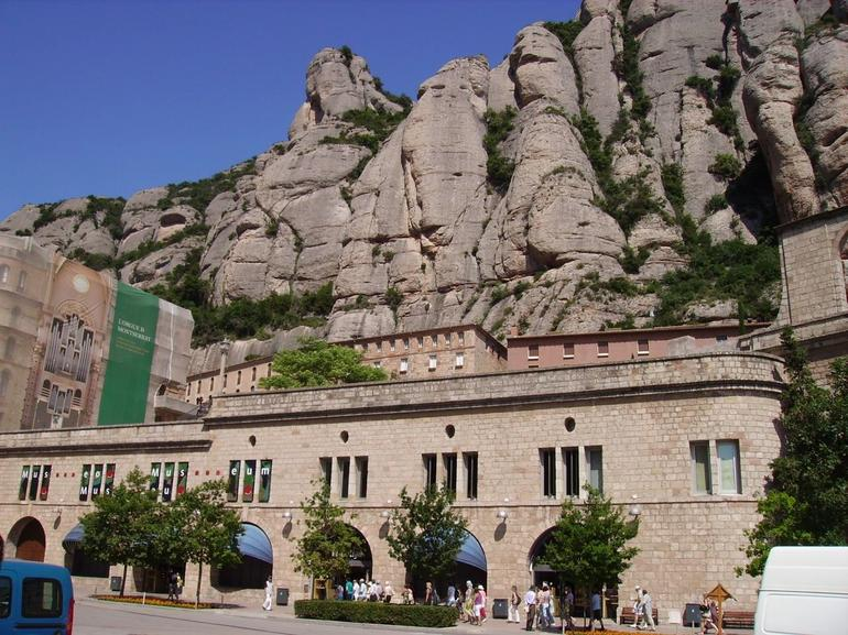 Montserrat - Barcelona