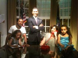 Obama's new secretaries!, Travel Mom - April 2012