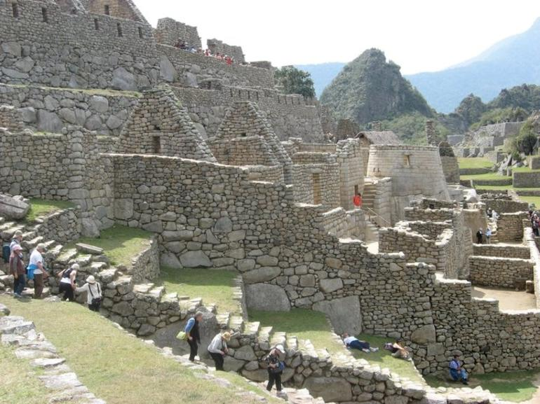 Ruins at Machu Picchu - Cusco