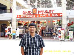 Sino Phuket - inside Jungceylon shopping mall, RAGHAVA RAMESH M - October 2009