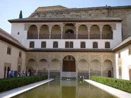 The Alhambra, Laura All Over - August 2014