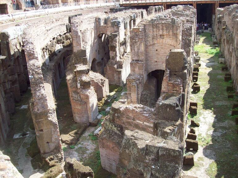 Small-Group Ancient Rome and Colosseum Tour: Underground Chambers, Arena and Upper Tier - Rome