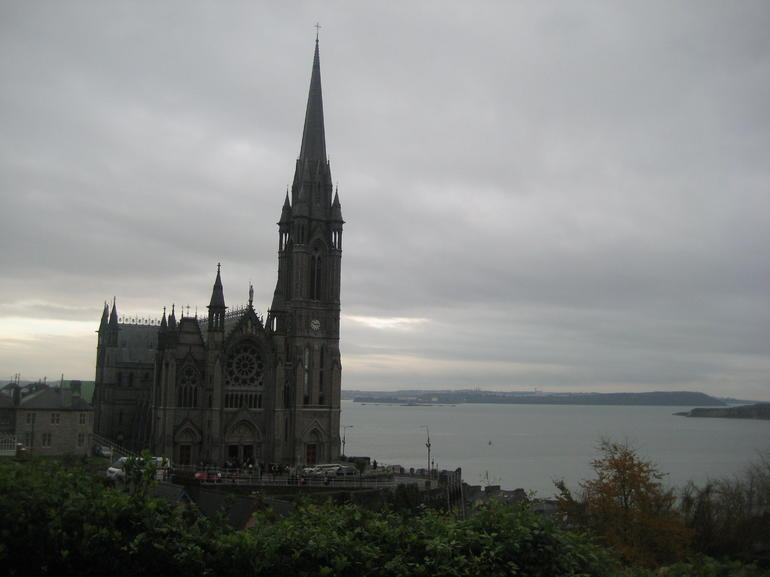 St. Colman's Cathedral in Cobh - Dublin