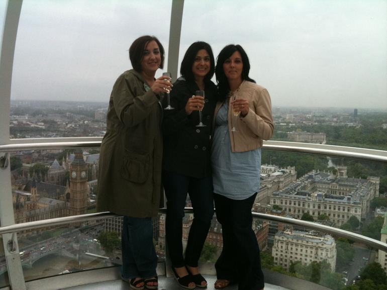 Toasting London - London