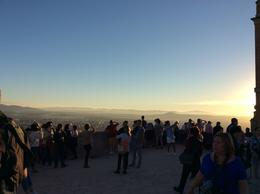 View from fortress , David L - November 2016