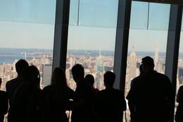 People enjoying the view , Bryan D - January 2017