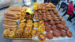 Bagels and Pastries. I recommend the huge bagel with sesame seeds! , Michael - January 2017