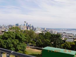 View from Kerry Park Queen Anne Hill. , Jean L - July 2017