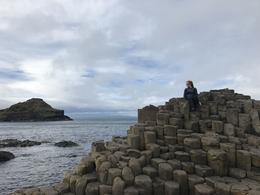 Giant's causeway , Christina M - August 2017