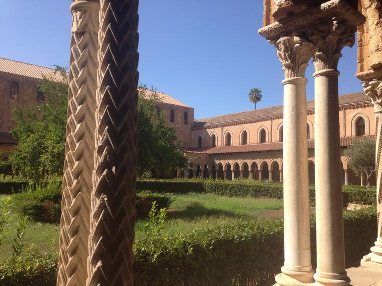 Palermo Catacombs and Monreale Half-day Tour