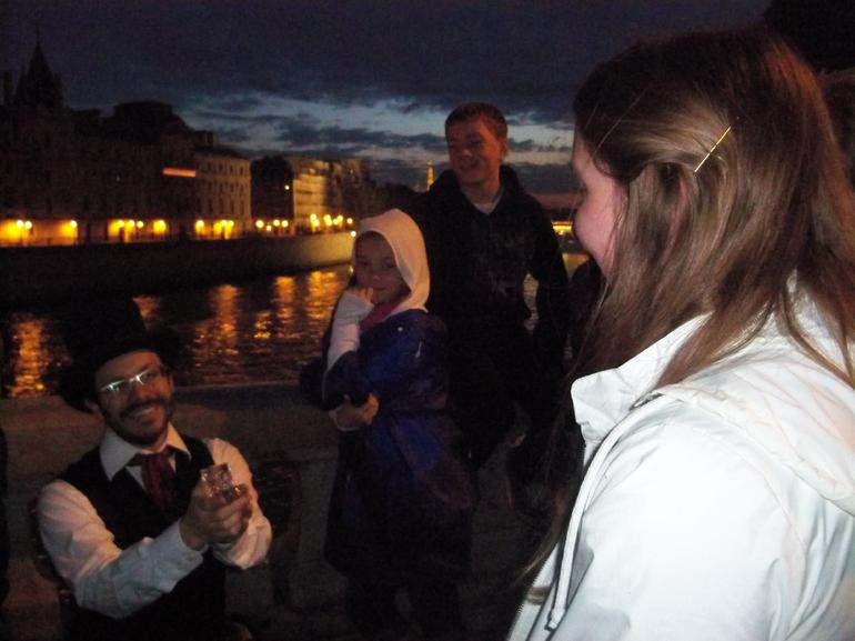 Ghosts, Mysteries and Legends Night Walking Tour of Paris photo 26