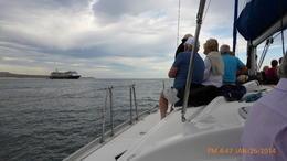 PASSENGERS FROM AZAMARA QUEST CRUISE ON SAILING SHIP , Joe R - February 2014