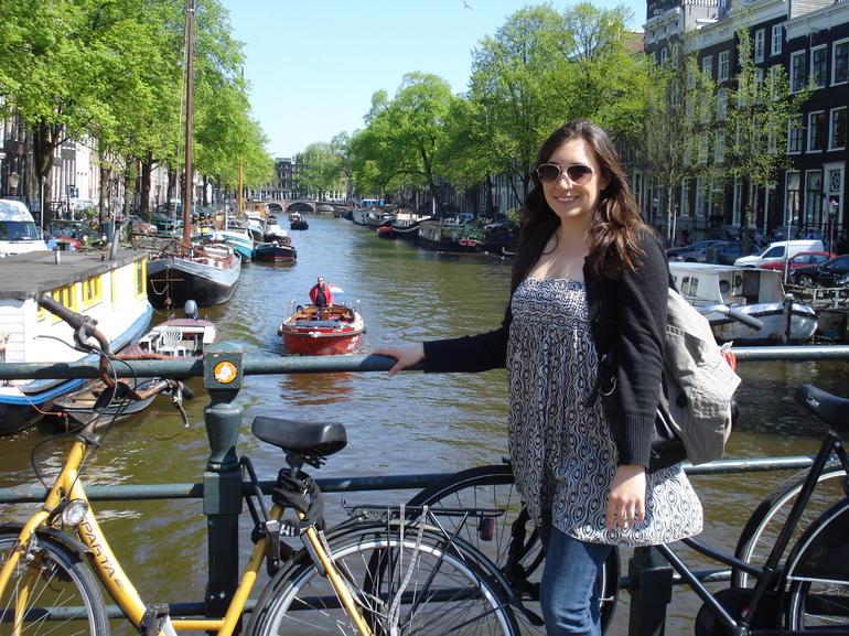 Amsterdam Canal - Amsterdam