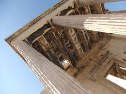 Acropolis, amazing architecture and history! The workmanship is like wow. , crossy - August 2014