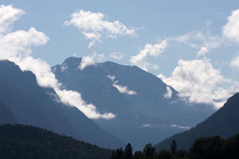Bavarian Alps from Berchtesgaden - Munich