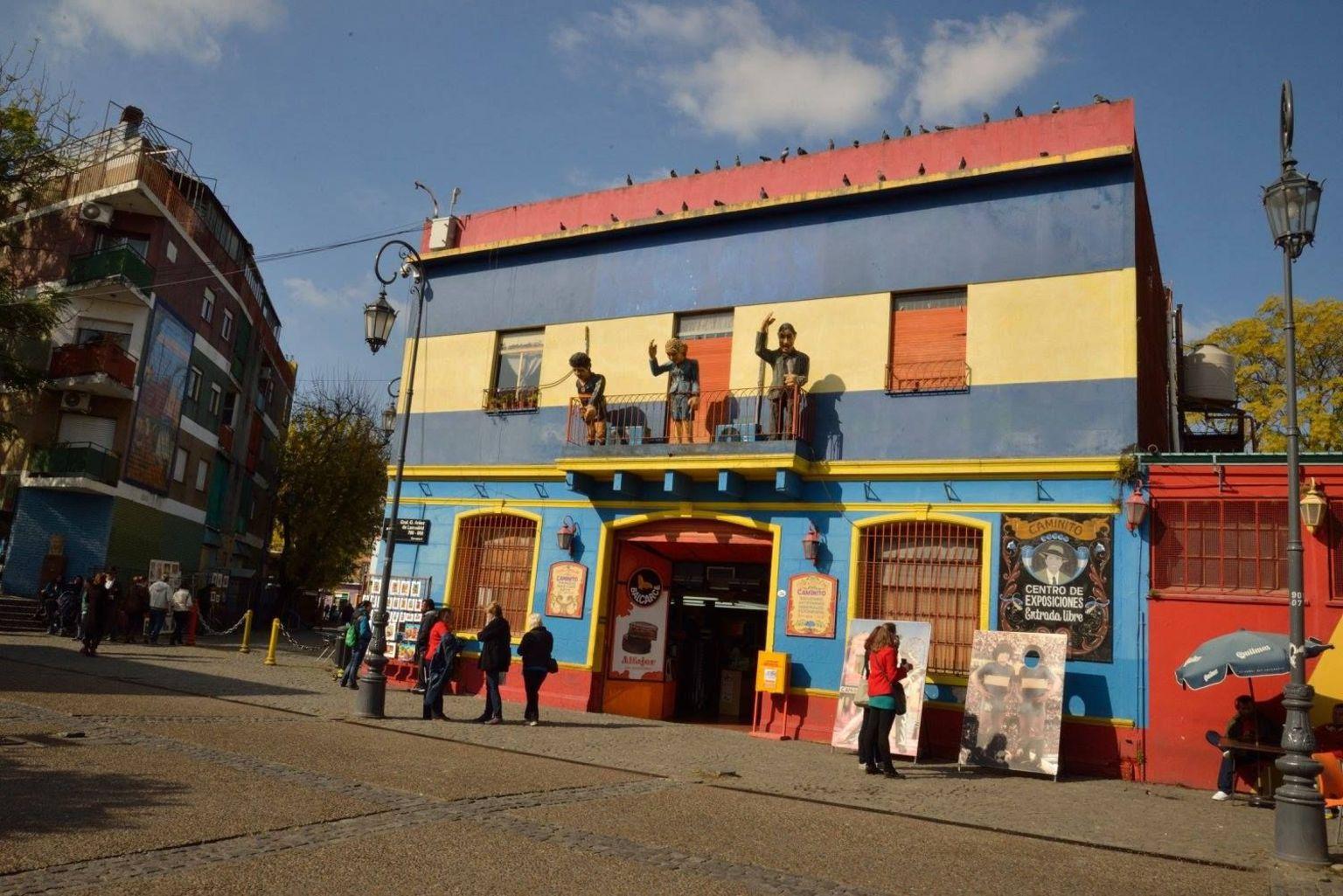 MAIS FOTOS, Buenos Aires Supereconômica: excursão turística à cidade, show de tango com jantar e cruzeiro pelo rio Delta do Tigre