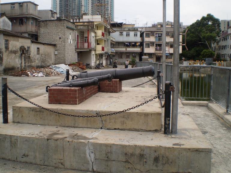 Fanling - Walled Village - Hong Kong