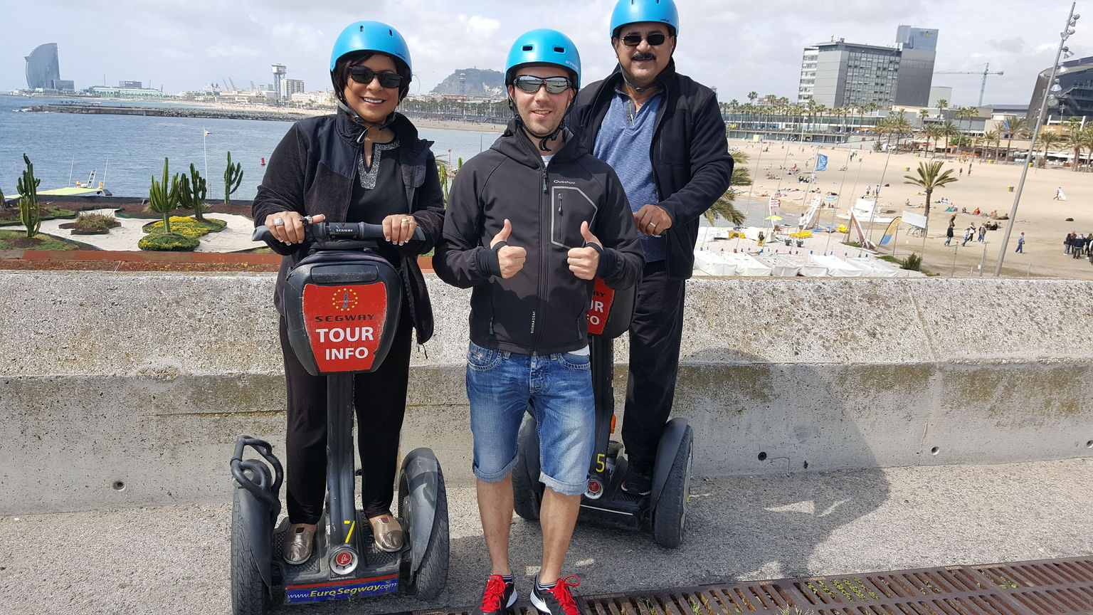 MORE PHOTOS, Segway Optimal 2-Hour Tour in Barcelona