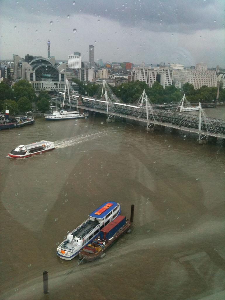 London Eye view - London