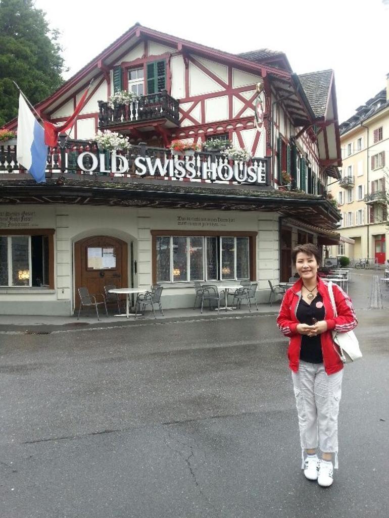 Luzerne - Zurich
