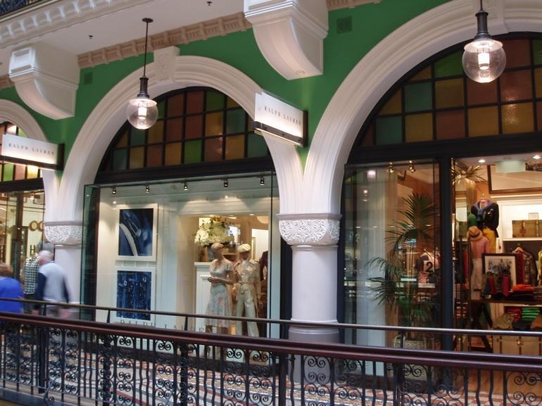 More shops - Sydney
